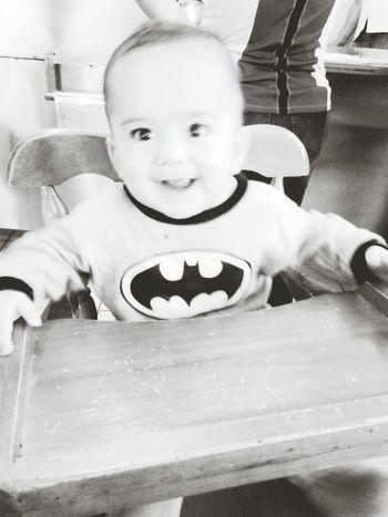 The OO Mission Batman ❤