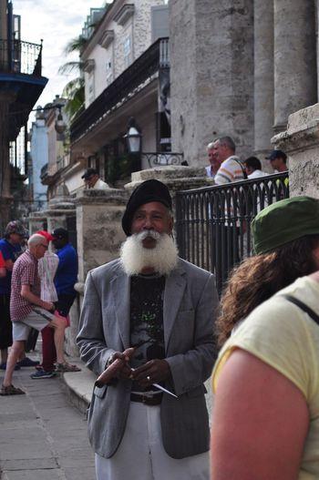 Street Lifestyles Real People Architecture Men куба Cuba Senior Men Tourism Person гавана Havana Havanna, Cuba