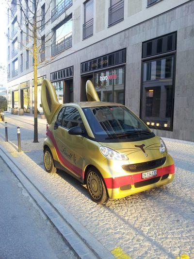 easterbunny car