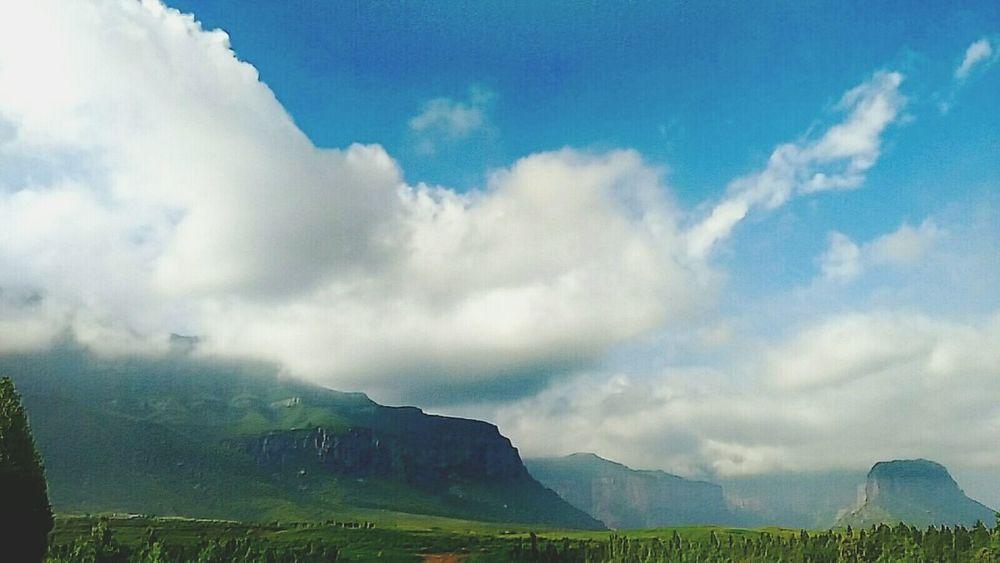 河南 焦作 山 Viaje Azul Cielo