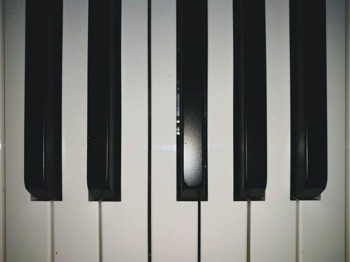 Piano Moments No People Piano Keys Music