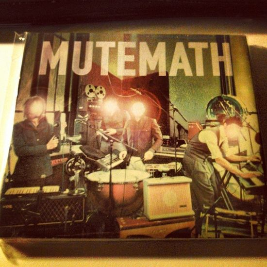 "Yea!! Incredible, alternative/indie-rock album. That's how I decribe it anyways. ""Typical"" and ""Chaos"" are amazing. Mutemath Typical Chaos Alternative indie rock indierock treat music cd"