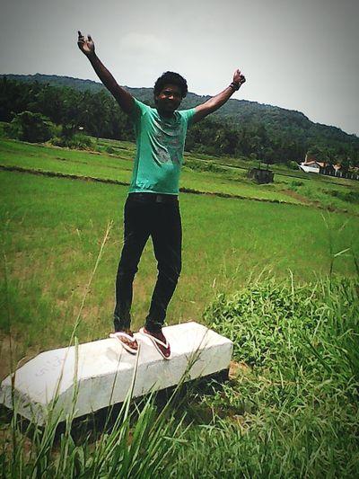 Enjoying Life Hello World ...,..
