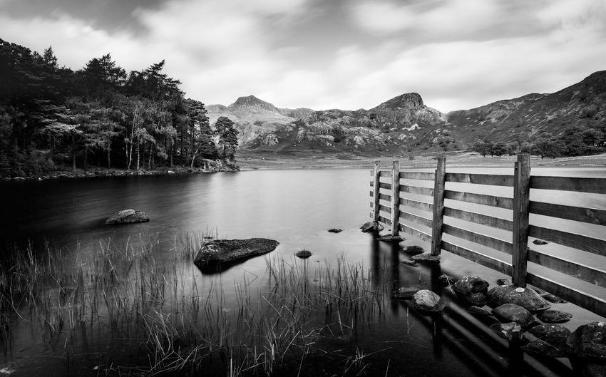 Blea Tarn, Lake