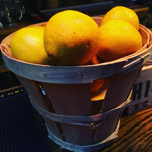 Lemons Basket Close-up Food And Drink Freshness Fruit Healthy Eating Lemons No People Organic Still Life Yellow