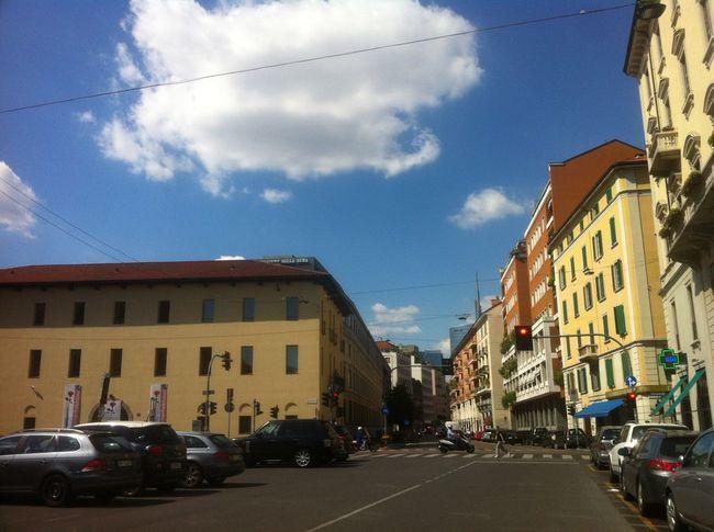 Italia Milano Tadaa Tadaafriends Italianostyle Openeyes Vanishingpoint Brera Milan Topcity