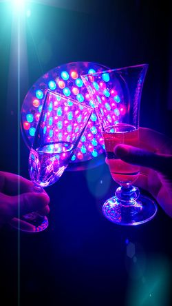 Happy new year all !!!!!!!! And tank's for yours likes Blue Illuminated People Technology