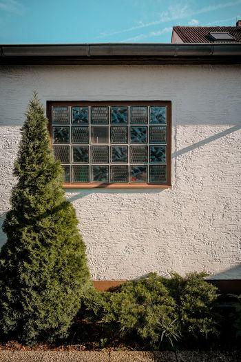 Glasbaufenster
