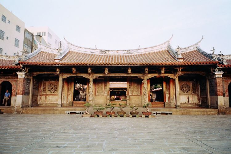 Architecture Building Exterior Historical Building Lukang Lungshan Temple Sculpture Taiwanese Taiwanese Temple Temple Film