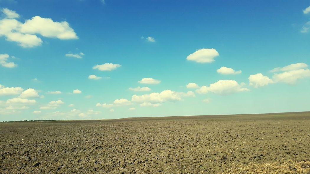 Sand Sky Landscape Cloud - Sky