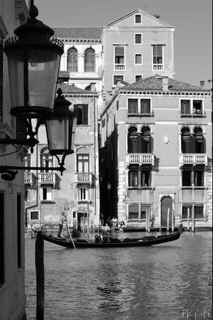 Venezia Street Photography Black & White