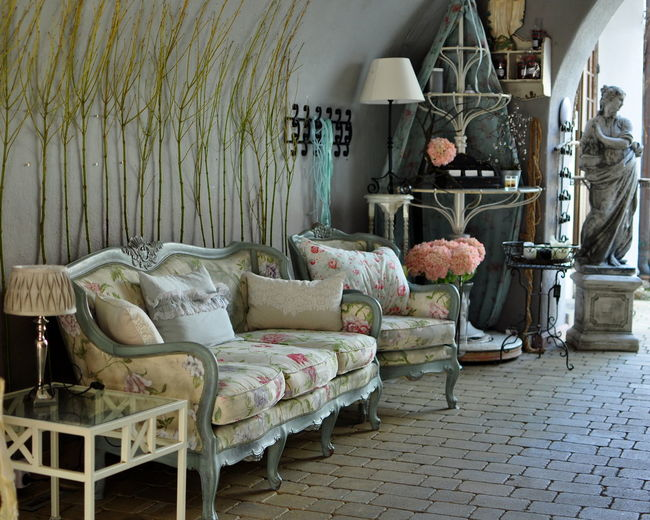 Antiques Arrangement Old-fashioned Still Life Variation