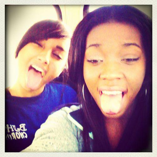 me & Krissy!(:(: