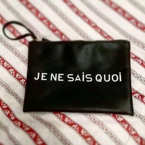 Jenesaisquoi Clutchbag Forever21 Ibeenshopping Fashion Illneverusethis Randombuys French Enfrancais