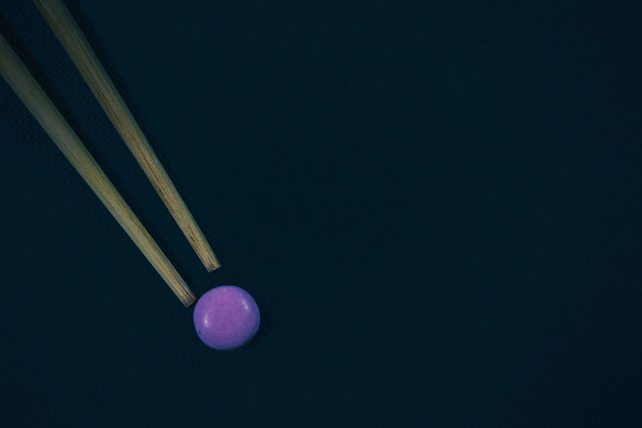 Black Background Directly Above High Angle View Abstract Full Frame Chopsticks Composition Abstract Photography Geometric Shape Round Shape Abstract Geometry Background Close-up Desk Notepaper Geometric Contrasting Colors Contrast Minimalism Comtemporary Copy Space