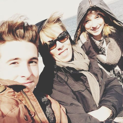 My family Trip :) love them❤️