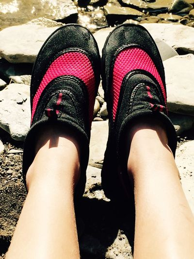 At Zoar Valley NY Water_collection Watershots EyeEm Water Shots Shoeselfie