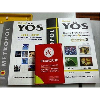 Get ready for YOS exam..... Entrance exam... Selfstudy Istanbuluniversitesi Noteacher Prayforme InsyaAllah