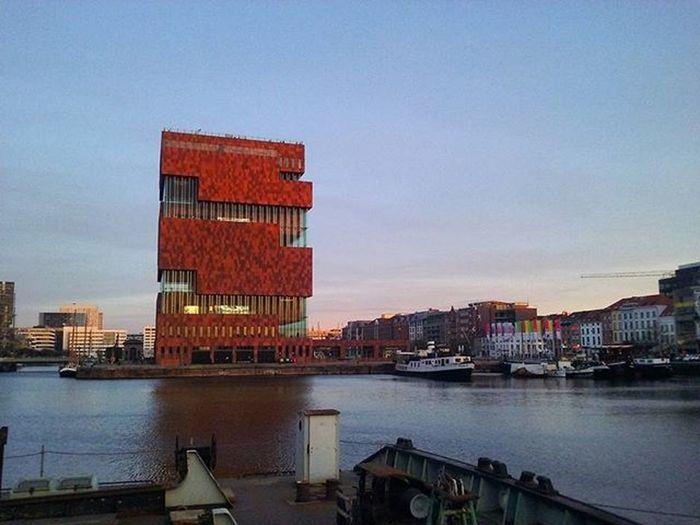 Museum aan de Stroom (MAS) Antwerpen Belgium