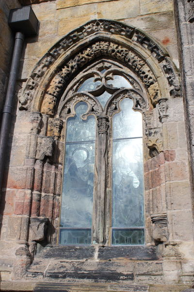 Architecture Built Structure Day Edinburgh History No People Outdoors Rosslyn Chapel Scotland