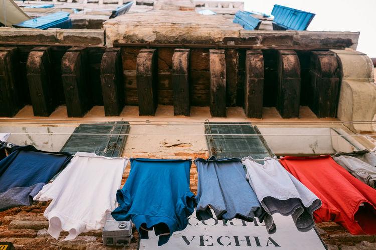 Venice Laundry Drying