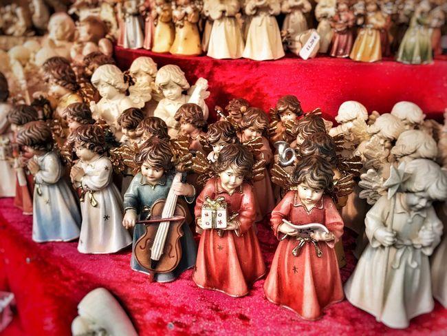 Christmas Mercatino Di Natale Angel