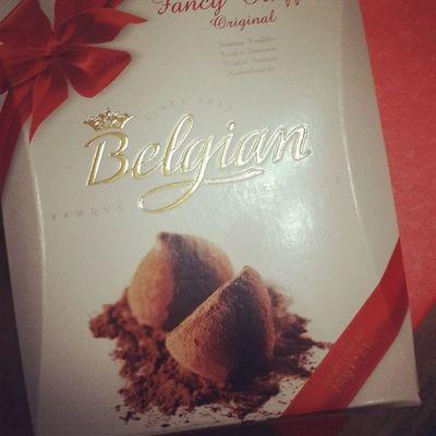 Belgian   초콜렛 감사요 달아달아