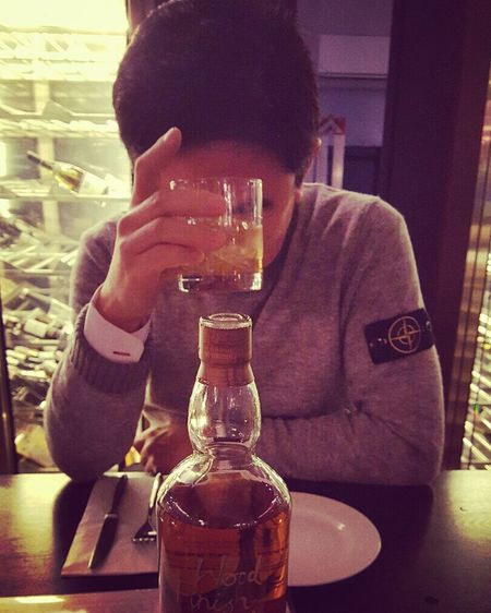 Drink tonight. Single Malt Scotch Wisky Drinking Glass Friday Night Drinking Want To Drink Seoul, Korea