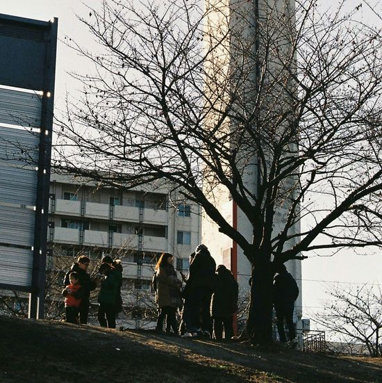 Streetphotography Afternoon Hangang River 한강 Outdoors 35mm Film Daily Life Film Photography Landscape 여의도 EyeEm Korea