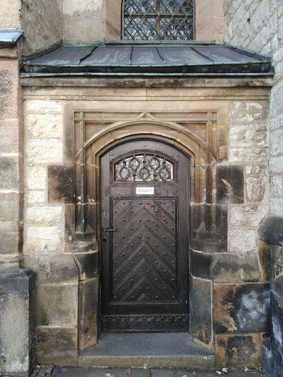 Architecture Built Structure Nikolaikirche Fenster Und Türen Windows And Doors Tür Door Church Kirche Leipzig