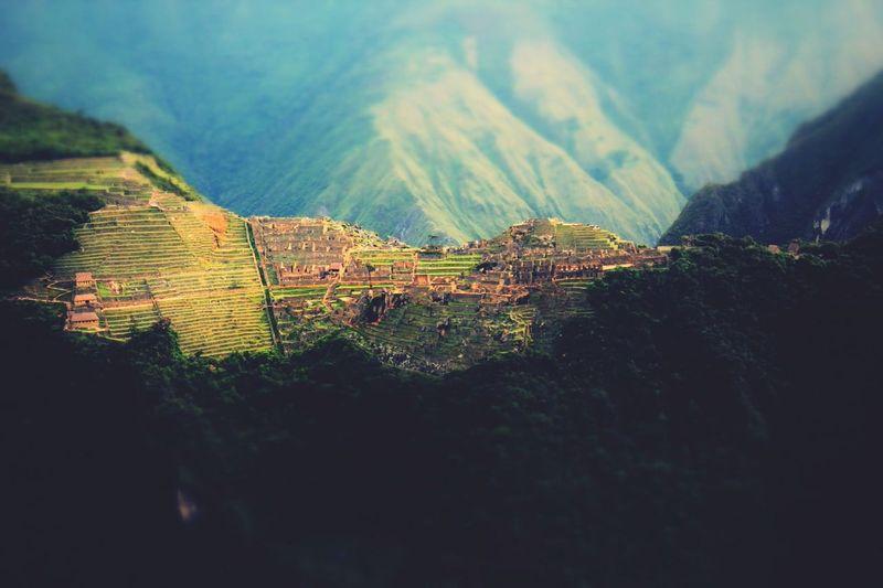Machu Picchu Traveling Memories History