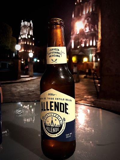 Allende CervezaArtesanalAllende