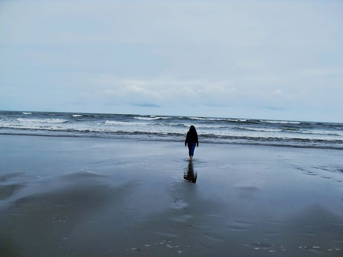 Sea Only Men