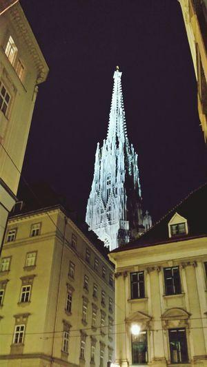 Gothic Architecture Church Old Vienna