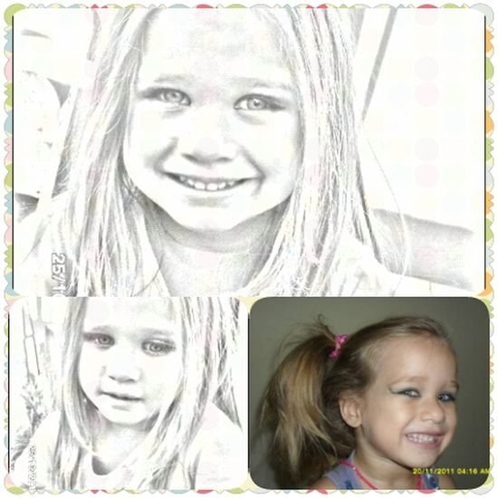 Drawing Leticia