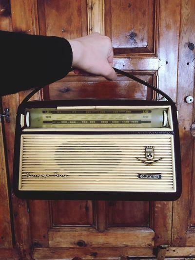 Vintage Turkey Grundig OldButGold Music Indoors  Leisure Activity Lifestyles Musical Equipment Wood - Material Musical Instrument Arts Culture And Entertainment Radio Childhood Retro Styled