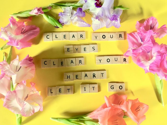 CLEAR YOUR EYES