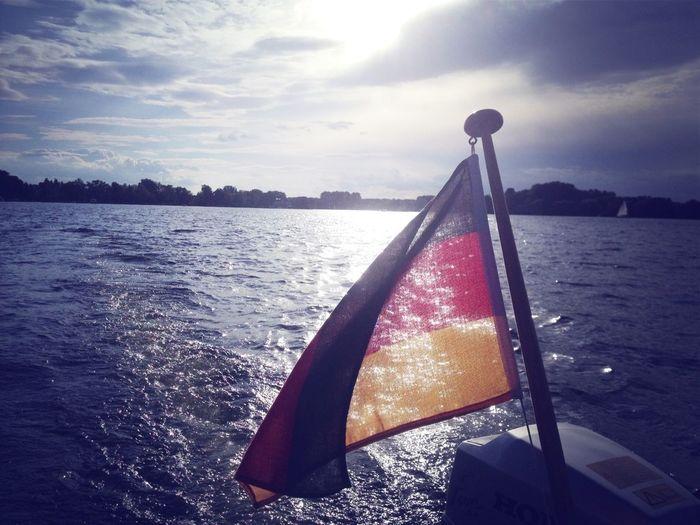 3.Okt 2012 Niederneuendorfer See