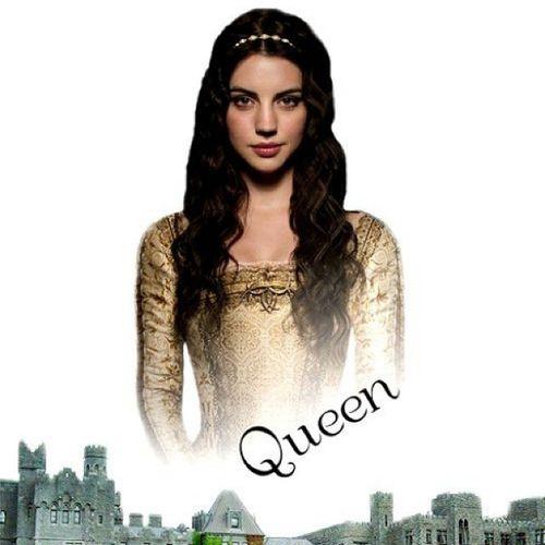 Аделаида Кейн Adelaidekane Mary MaryStuartqueenofScotland актриса сериала царство Reign @adelaidekane