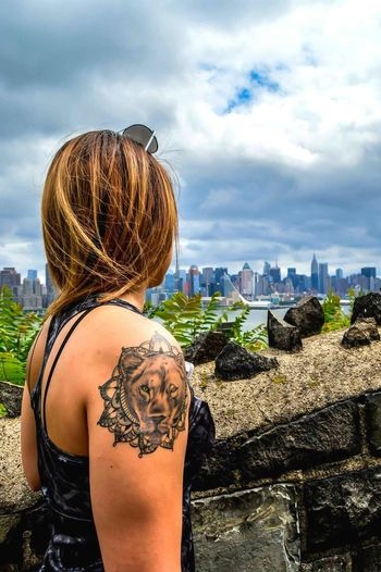 Tattoo Life Lifestyles City Looking At View Street Photography Free Colors Art Tattoo Life Mandala Art Mandala Lioness Human Canvas Beauty Photography Inner Power