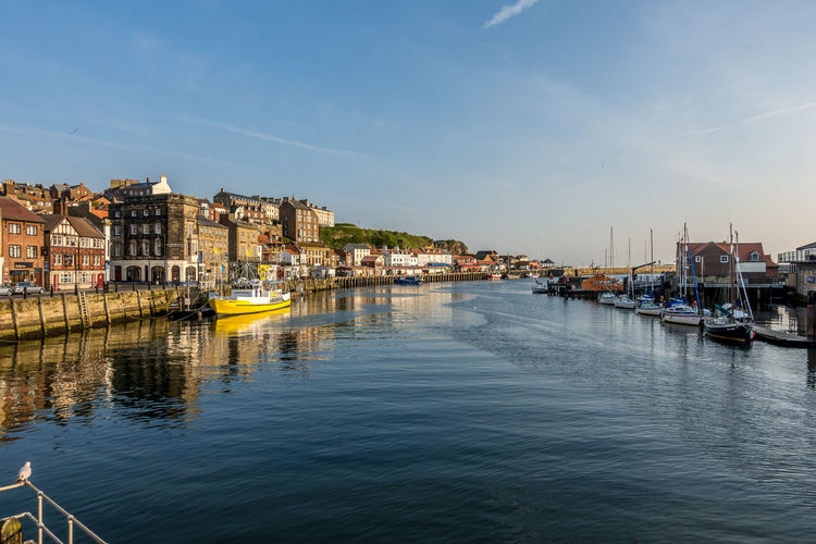 Whitby Whitby Harbour Whitby View Whitby North Yorkshire North Yorkshire North Yorkshire Coast Marina Boat Boats Ship Port Seaside Town Seaside Tourist Destination Sea Outdoors Sailboat Passenger Craft Day Moored Nautical Vessel Waterfront Boating Uk England Water