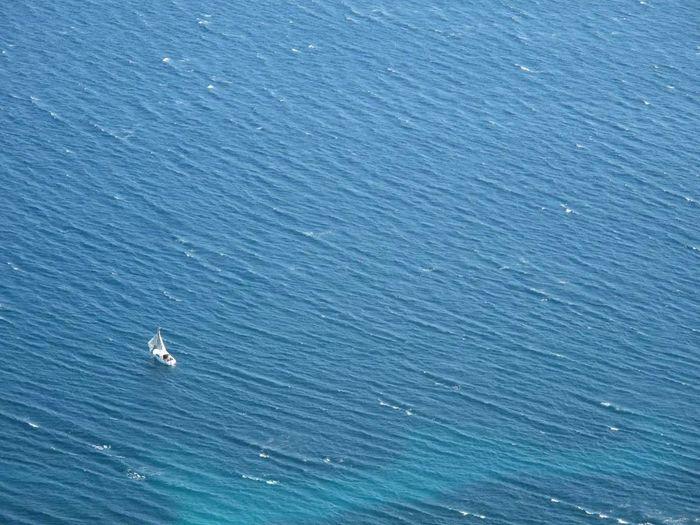 Seascape Sea View Sailing Ship