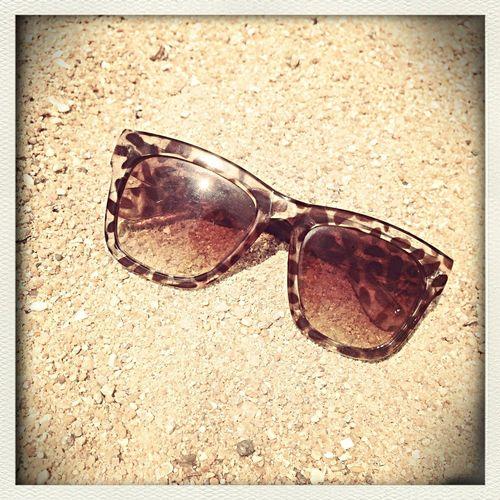 Beach Sunglases First Eyeem Photo