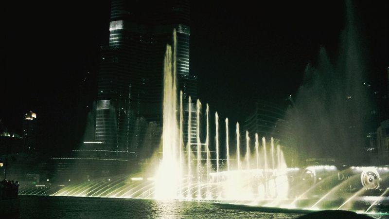 Dubai Burj Khalifa Dubai Fountain Dubai Dubai Mall ♥..