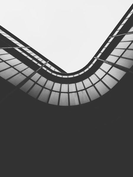 Fenster. Schwarz & Weiß Zeche Zollverein Architektur Blackandwhite
