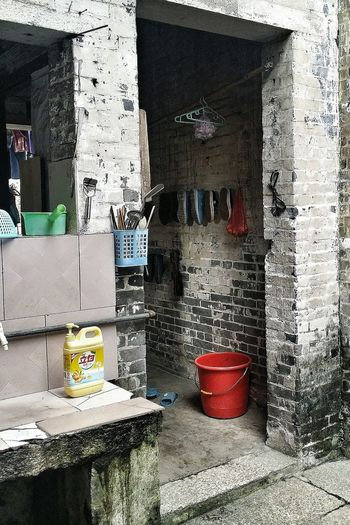 Mother's second Childhood Home 1930s or 1940s Village Jiangmen Guangdong Travelphotography Streetphotography
