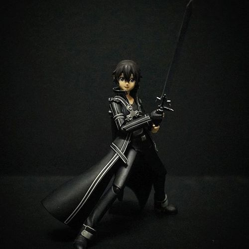Figmakirito Figma Kirito Ggo Sao Sao Swordartonline2 SwordArtOnline Xperia_knight Saoggo Gungaleonline