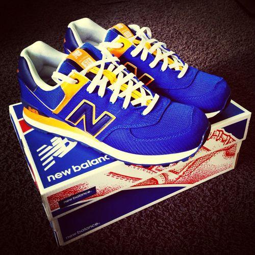 Sneakers NewBalance Love
