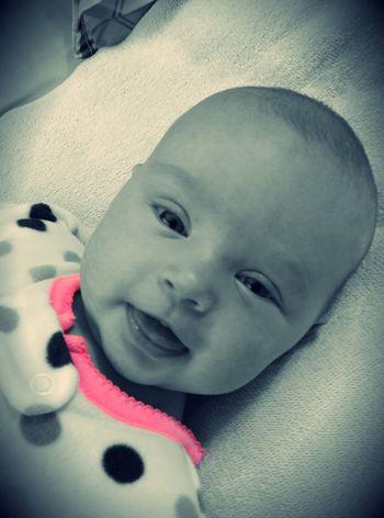 Baby Girl Portrait Black&white Gs5