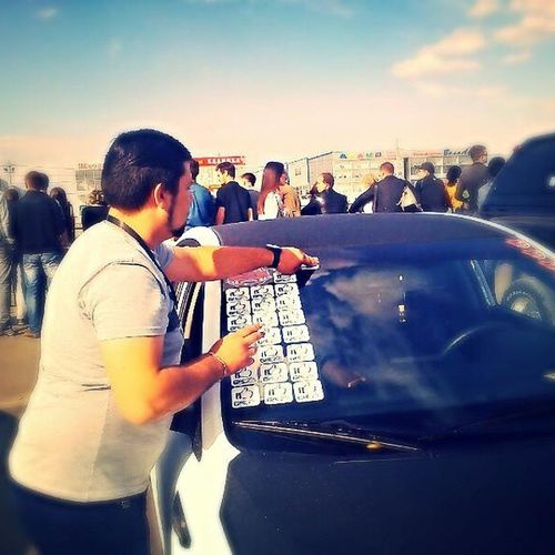 Dj Vaimer выставка автозвука